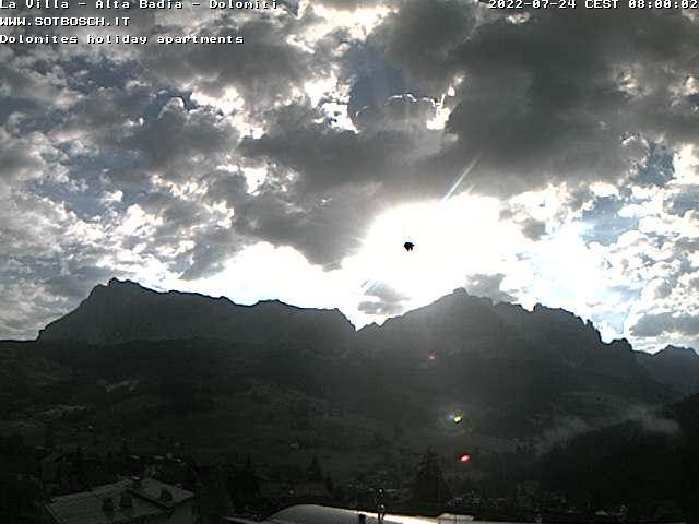 Webcam La Villa - Stern