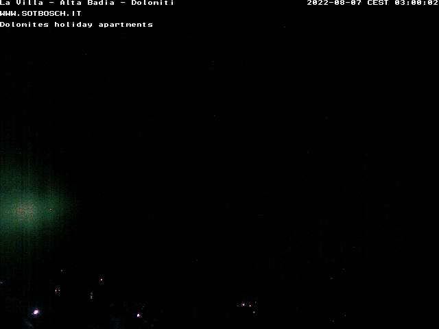 Webcam Alta Badia - La Villa