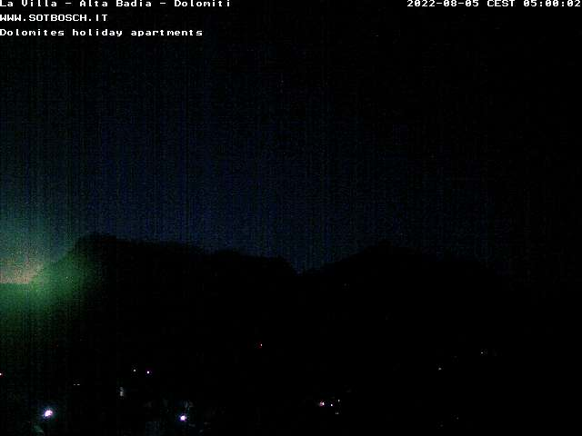 webcam la villa alta badia