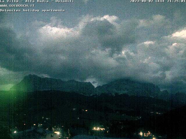 Webcams de Alta Badia (Alpes Italianos)
