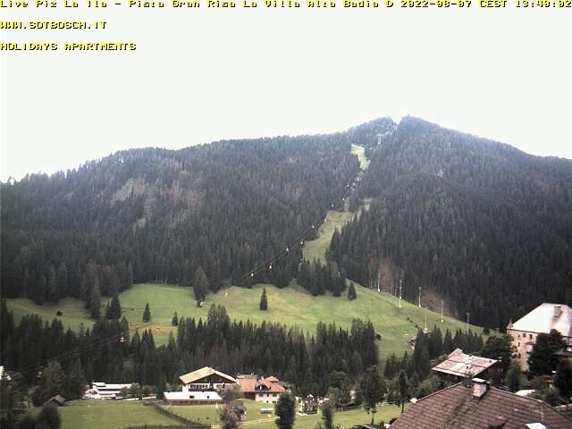 Webcams in Alta Badia